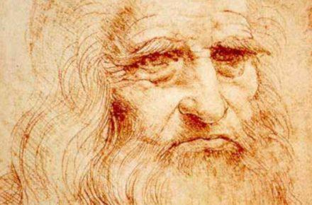 Leonardo da Vinci - from the homepage of Andrea Baucon