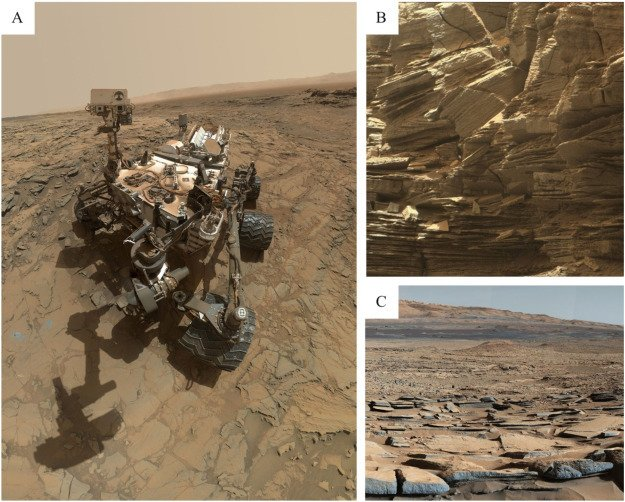 astrobiology and ichnology - from the homepage of Andrea Baucon